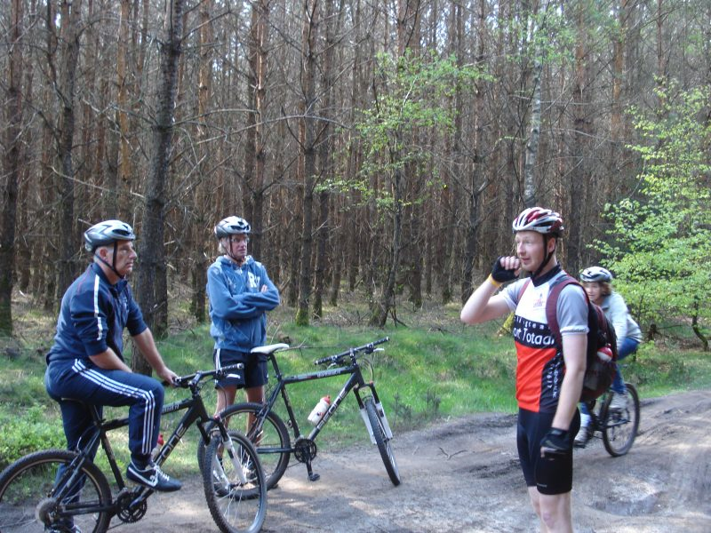 Mountainbike-clinic