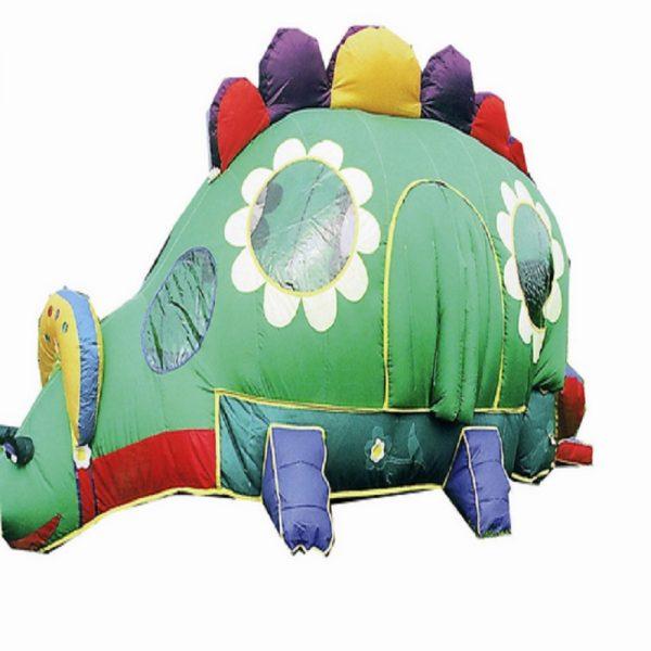 springkussen dinosaurus ballenbad