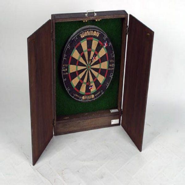 dartbord en pijltjes
